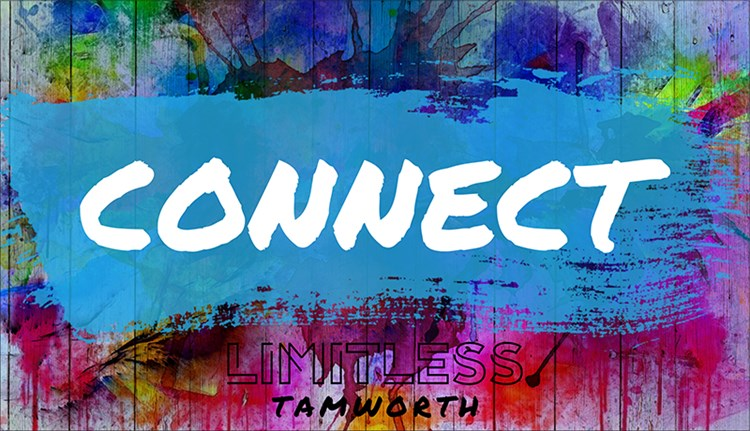 CONNECT BANNER Small